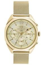 Tommy Hilfiger Dames horloge, gold