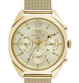 Tommy Hilfiger Julia horloge, gold