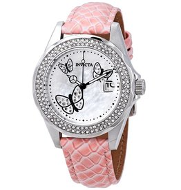 Invicta Angel Lady horloge, roze