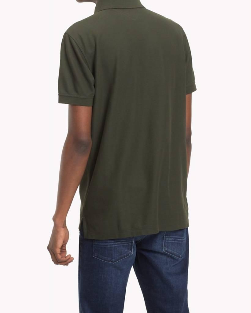 Tommy Hilfiger Heren  Poloshirt, khaki