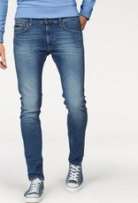 Lee Rock slim fit jeans, blauw