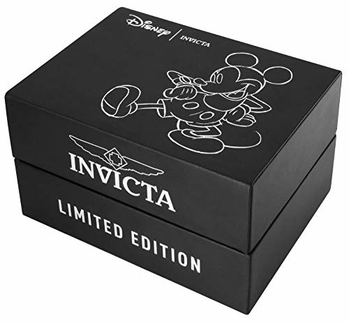 Invicta  Disney Limited Edition Unisexhorloge, multi