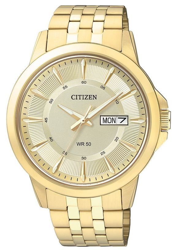 CITIZEN Heren Horloge, goudkleur