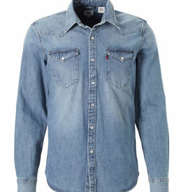 Levi's® Denim Overhemd,lichtblauw