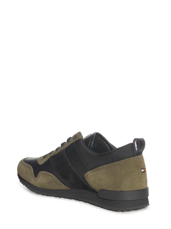 Tommy Hilfiger Denim sneakers, khaki