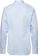 Mishumo Regular Fit Overhemd, lichtblauw