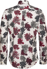 Lindbergh bloemenprint overhemd, multi