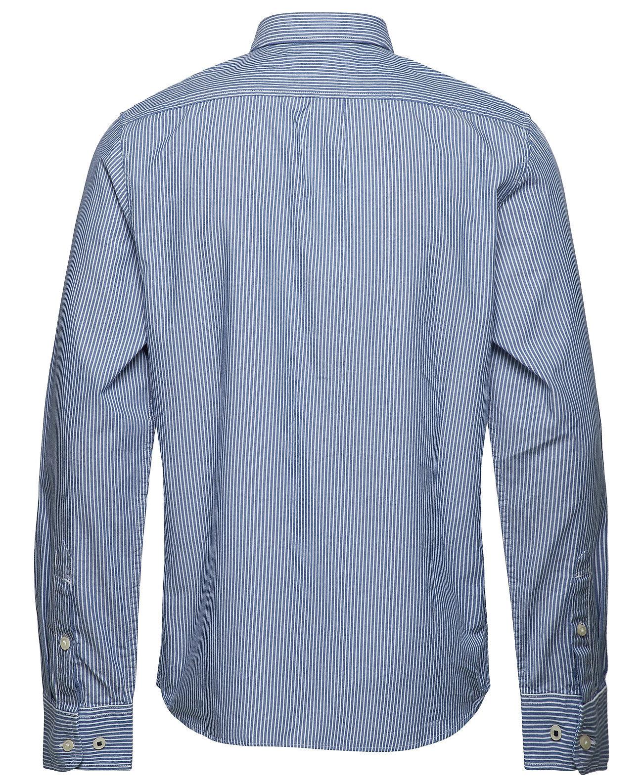 Lee Jeans Heren overhemd, blauw