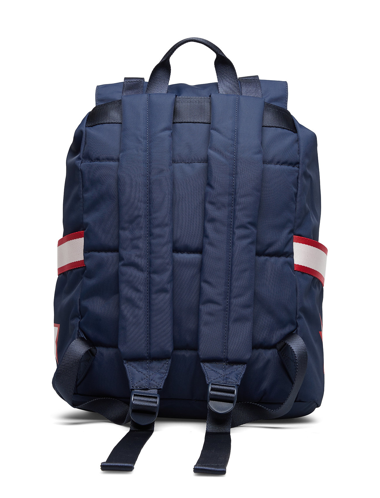 Tommy Hilfiger Lifestyle Rugzak, blauw/wit/rood