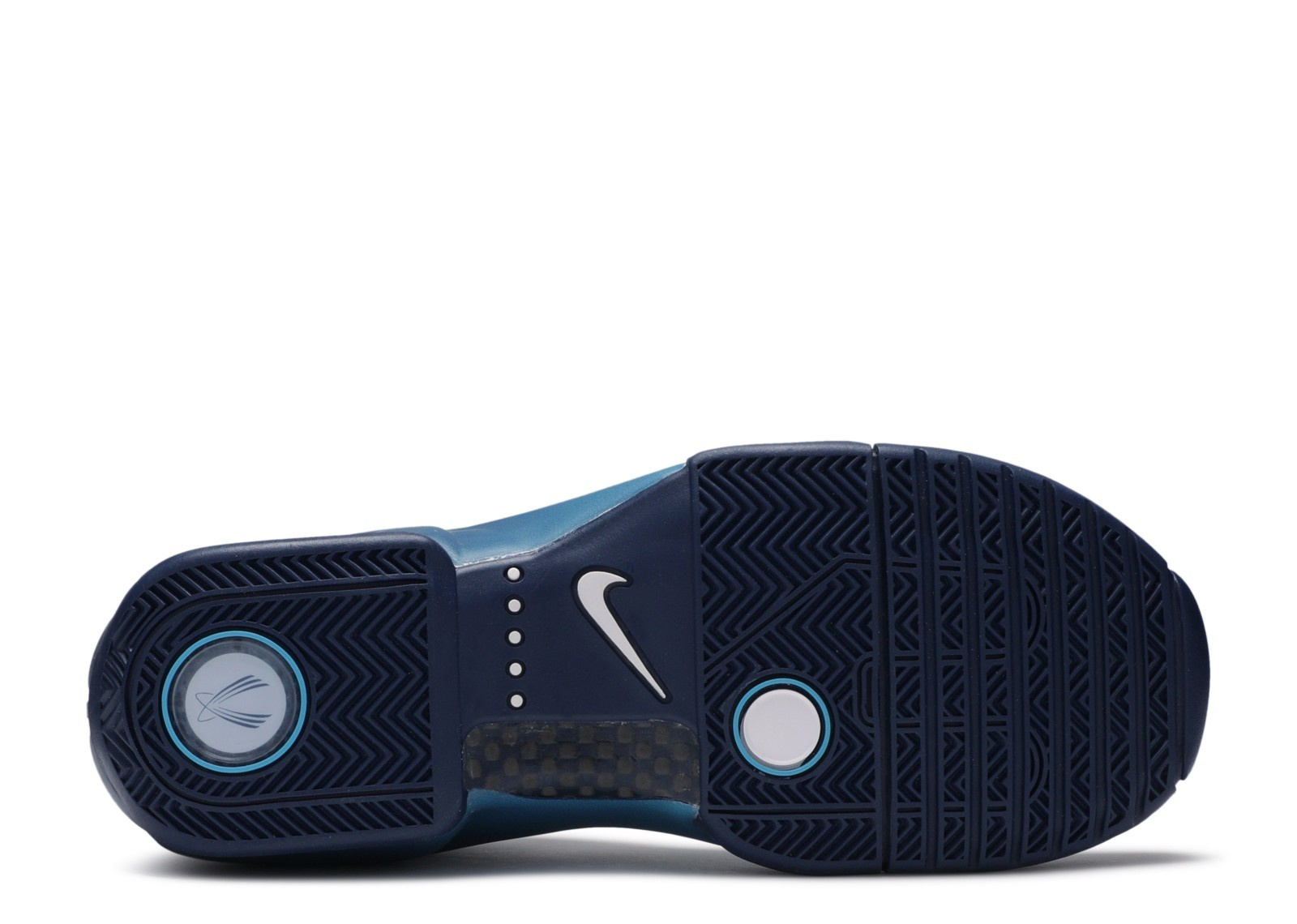 Nike Air Flightposite Sneakers, blauw