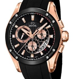 JAGUAR  Limited Edition Horloge, zwart