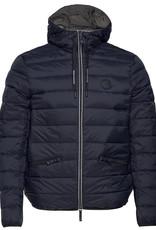 Armani Exchange Dons jacket, blauw