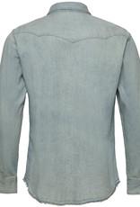 Polo Ralph Lauren Classic Fit  Denim overhemd, lichtblauw