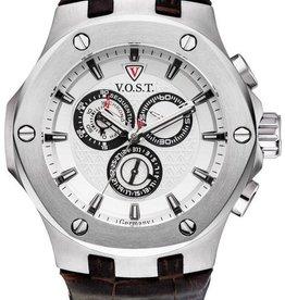 Vost Germany  Horloge, bruin