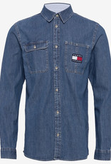 Tommy Hilfiger Casual overhemd, blauw