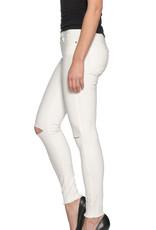 tigha Dames Spijkerbroek, wit