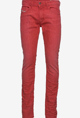Diesel Oxus Spijkerjeans, rood