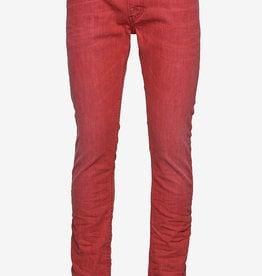 Diesel Spijkerjeans, rood