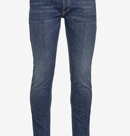 Diesel Tavares Slim fit jeans, blauw
