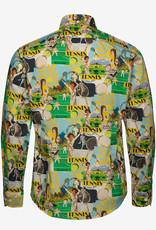 Eton Vintage Heren overhemd, multi