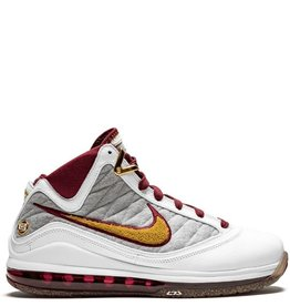 Nike Lebron 7 sneakers, wit