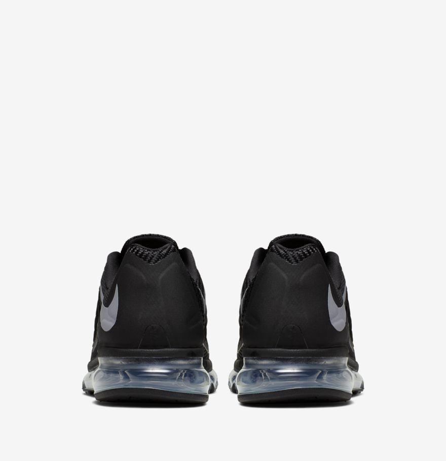 Nike Air Max 2015 Heren sneakers, zwart