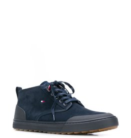 Tommy Hilfiger  Chukka  Sneakers, blauw