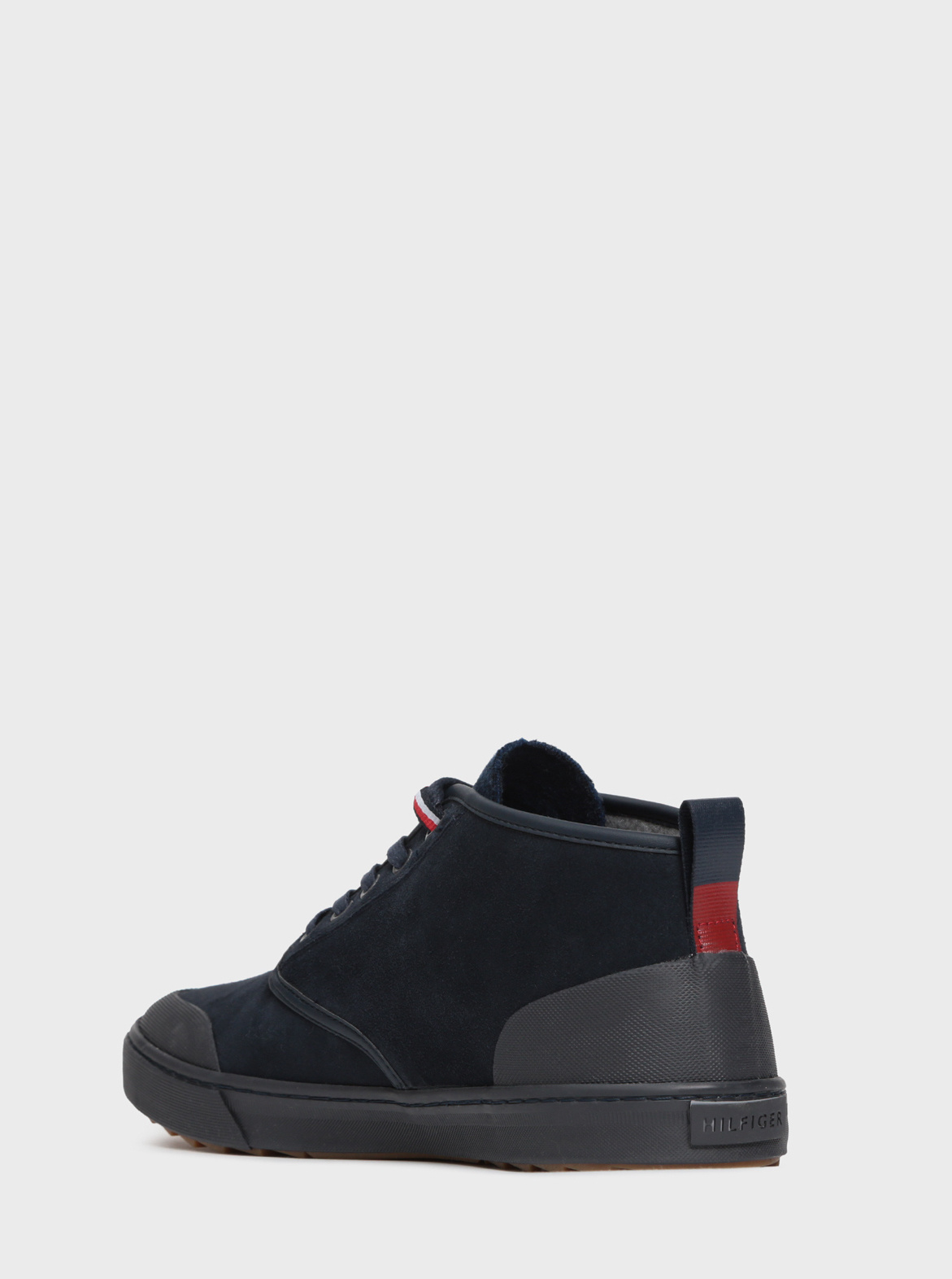 Tommy Hilfiger  Winter Chukka  Sneakers, blauw