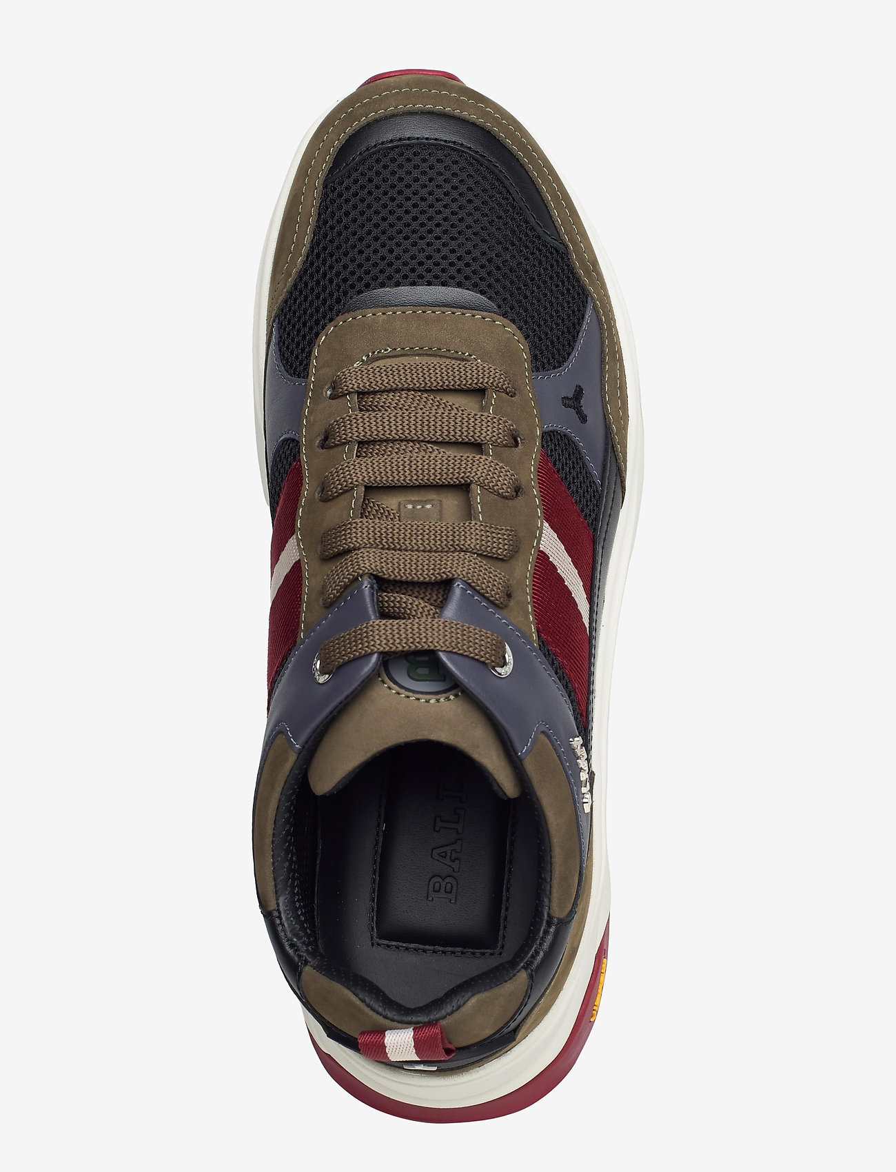 Bally urban sneakers, khaki