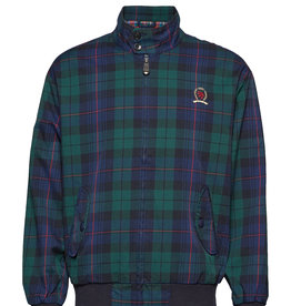Diesel Tommy Hilfiger jacket, donkergroen