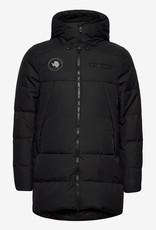 Sail Racing Lange Winterjas, zwart