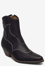 Shoe The Bear Cowboy Enkellaarzen, zwart