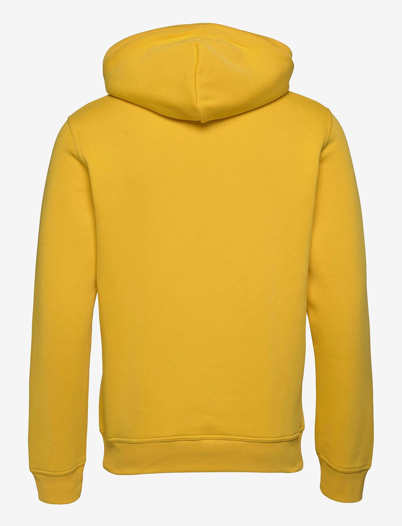 GANT Sweatvest, geel