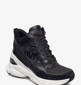 Michael Kors Spencer sneakers, zwart