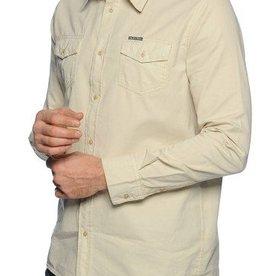 Pepe Jeans Overhemd Regular Fit, beige