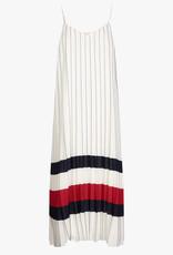 Tommy Hilfiger Maxi-jurk, wit