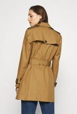 Tommy Hilfiger Dames Trenchcoat, bruin