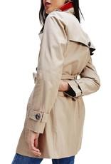 Tommy Hilfiger Dames Trenchcoat, beige