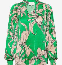 Munthe blouse, groen