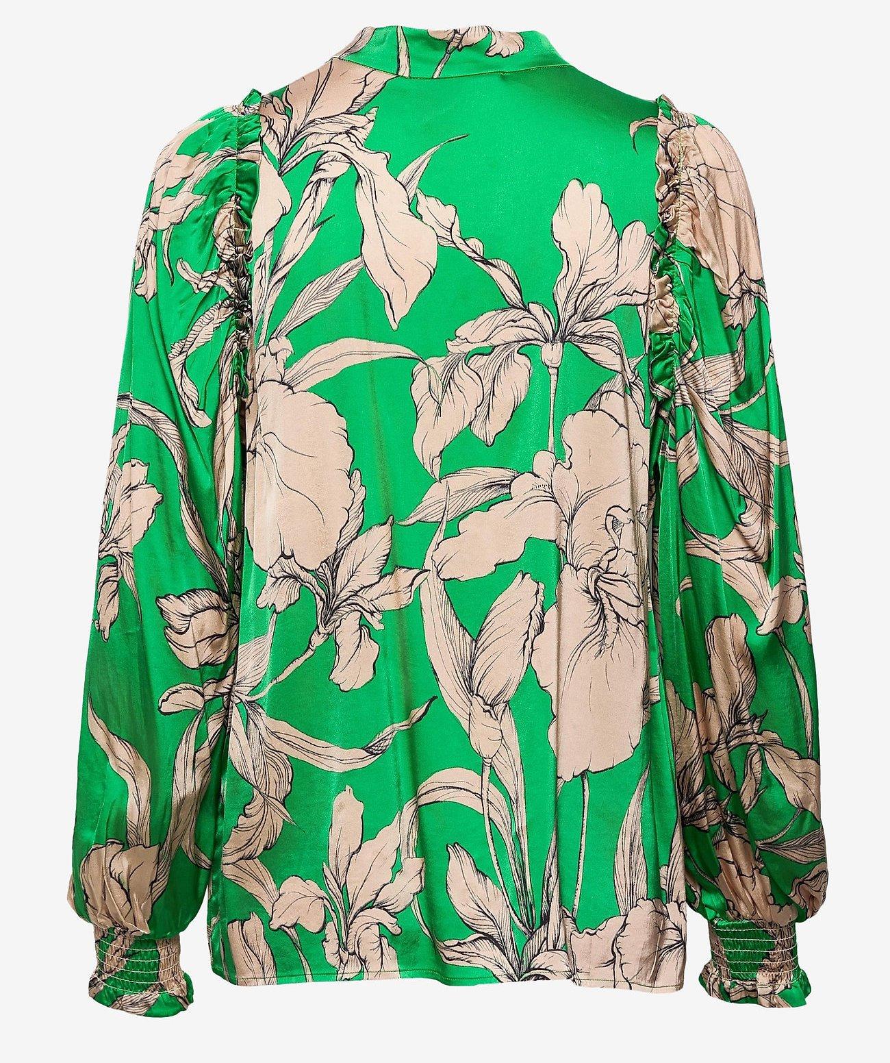 Munthe Dames blouse, groen