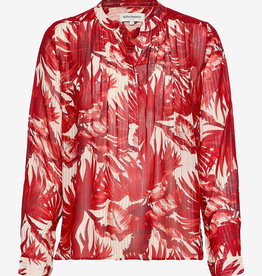 Lollys Laundry blouse, rood