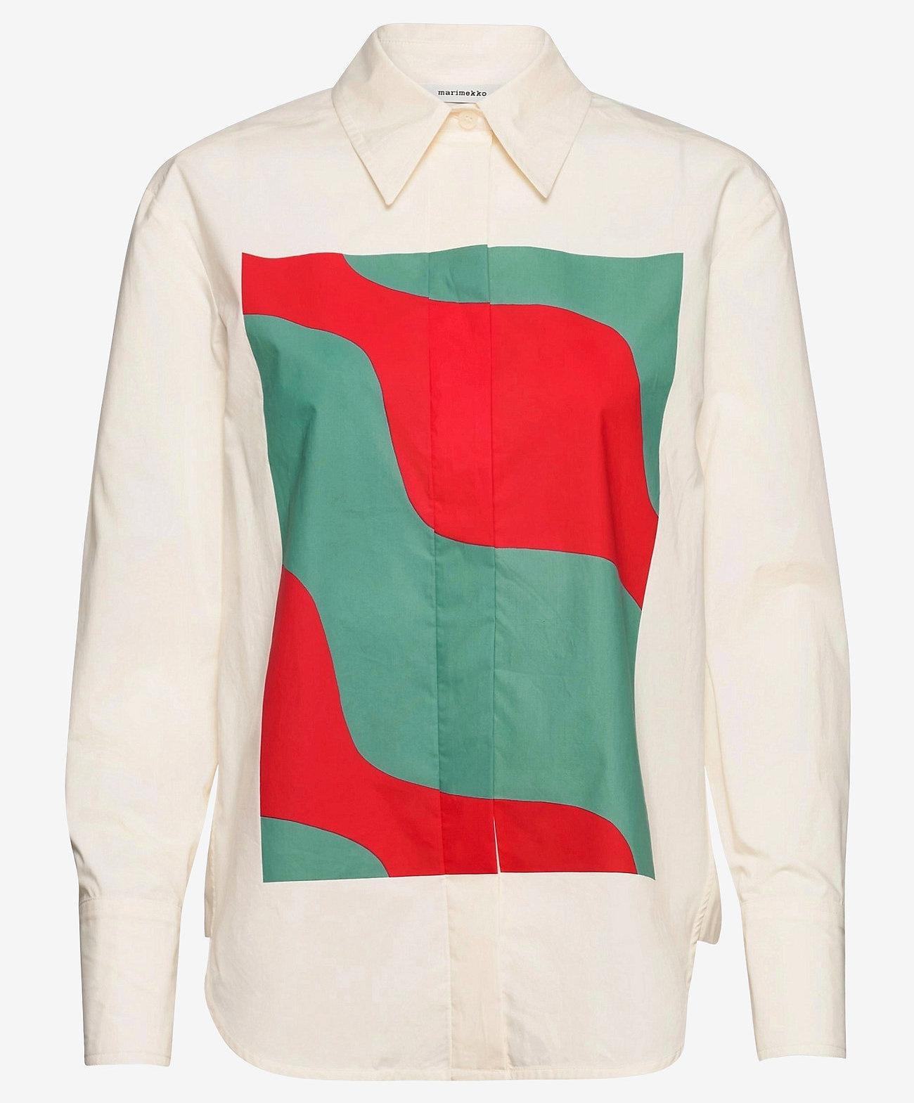 Marimekko Dames blouse, multi