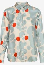 Marimekko Oxus blouse, multi