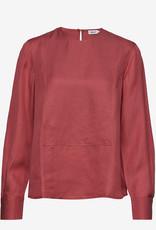 Filippa K  Dames blouse, rood