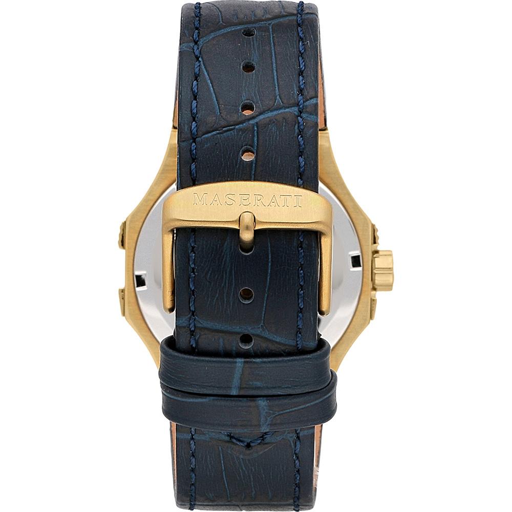 Maserati Potenza Oxus Horloge, blauw