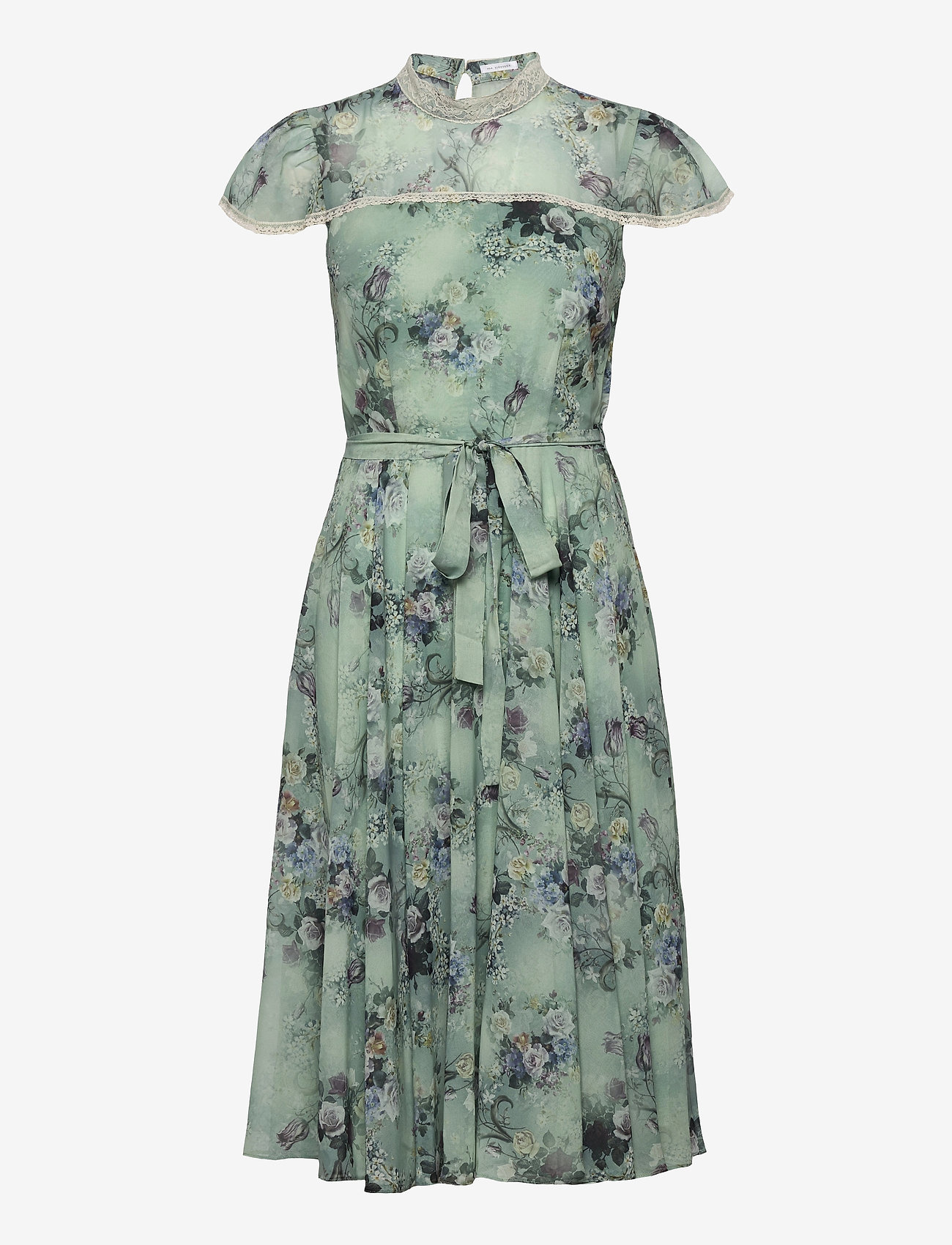 Ida Sjöstedt Designer  jurk, groen