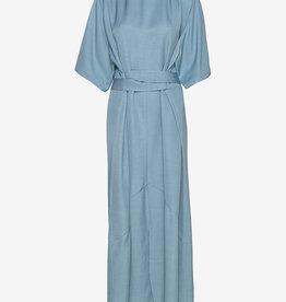 Filippa K Maxi-jurk, blauw