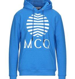 Alexander McQueen Sweatvest, blauw