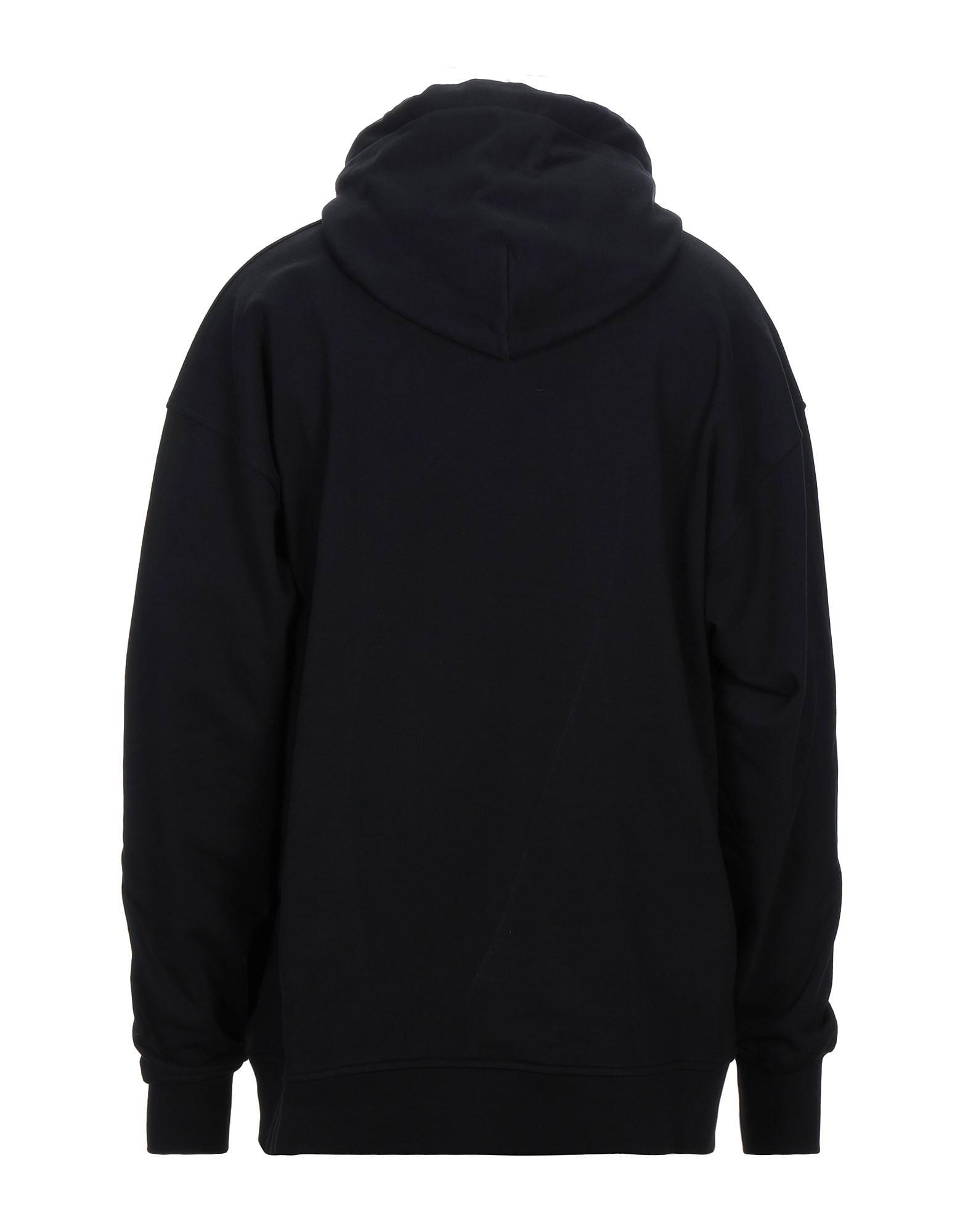 McQ Alexander McQueen Super big hoodie, zwart