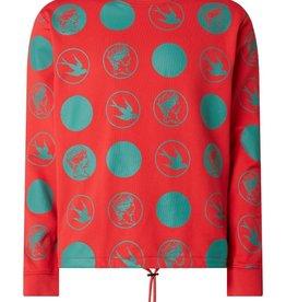 Alexander McQueen sweatshirt, rood